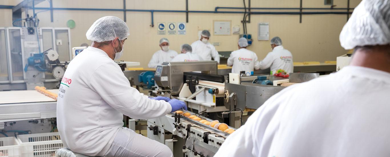 Nutrovo - Planta Industrial -